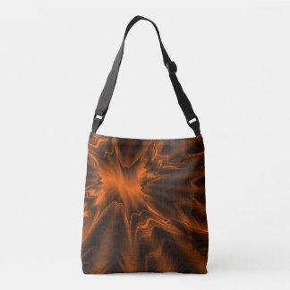 Rust Agate Crossbody Bag