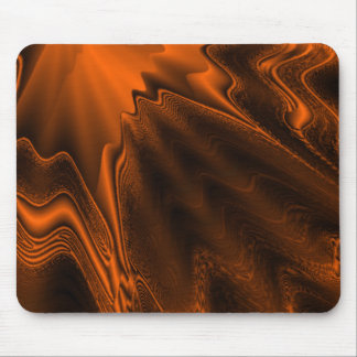 Rust Agate Mouse Pad