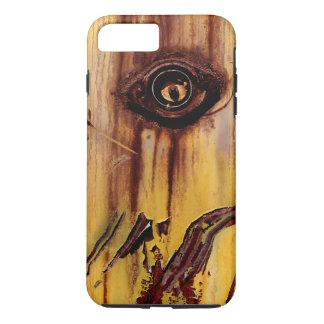 Rust Art - Cool Fun Unique iPhone 8 Plus/7 Plus Case
