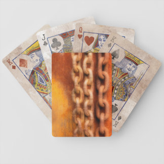 Rust & Chains Bicycle Playing Cards