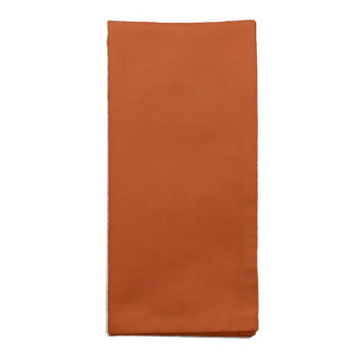 Rust Cloth Napkins