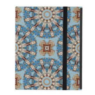 Rust-Mandala_126, ROSTart iPad Cover