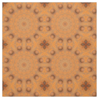 Rust-Mandala, Colors of Rust_843_2 Fabric