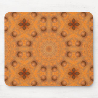 Rust-Mandala, Colors of Rust_843_2 Mouse Pad