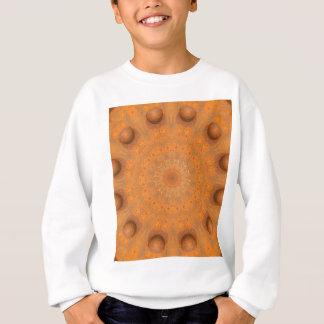 Rust-Mandala, Colors of Rust_843_2 Sweatshirt