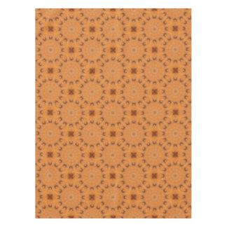 Rust-Mandala, Colors of Rust_843_2 Tablecloth