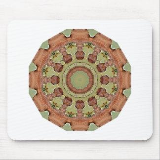 Rust-Mandala, ROSTart 712_2 Mouse Pad