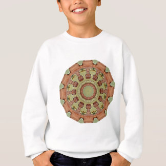 Rust-Mandala, ROSTart 712_2 Sweatshirt