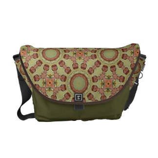 Rust-Mandala, ROSTart 712 Courier Bag