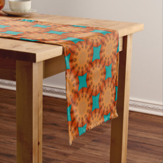 Rust-Mandala, ROSTart 744 Short Table Runner