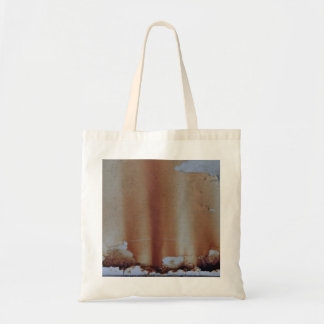 Rust Stained Reusable Bag