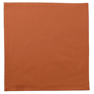 Rust Top Full Color Napkin