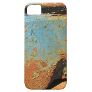 Rusted antique phone case