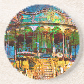 RUSTED CARNIVAL MEMORIES COASTER