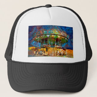 RUSTED CARNIVAL MEMORIES TRUCKER HAT
