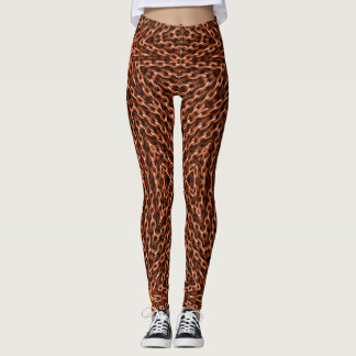 Rusted Chain  Leggings