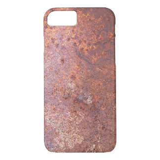Rusted effect phone case