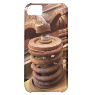 Rusted Engine Parts Manly Automotive Theme iPhone 5C Cases