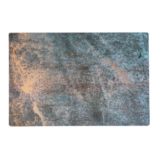 Rusted Iron Texture Pattern 1 Laminated Placemat