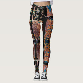 Rusted Leggings