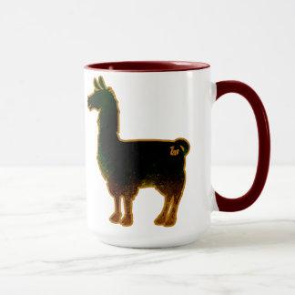 Rusted Llama Mug