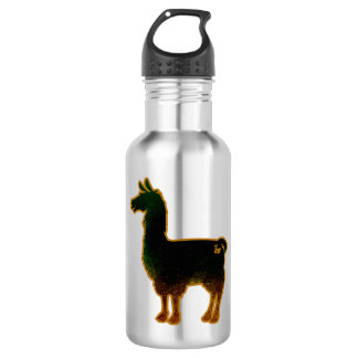 Rusted Llama Water Bottle