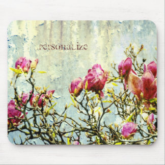 Rusted Magnolia Mouse Pad