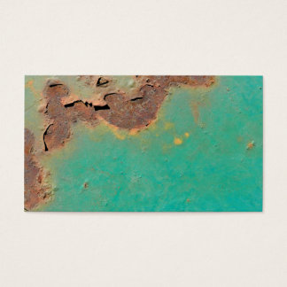 Rusted Old Paint Business Card