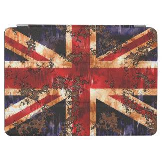 Rusted Patriotic United Kingdom Flag iPad Air Cover