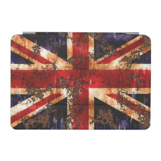 Rusted Patriotic United Kingdom Flag iPad Mini Cover