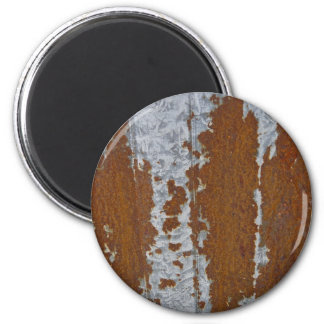 Rusted Tin Roof Magnet