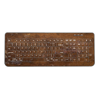 Rusted Wireless Keyboard
