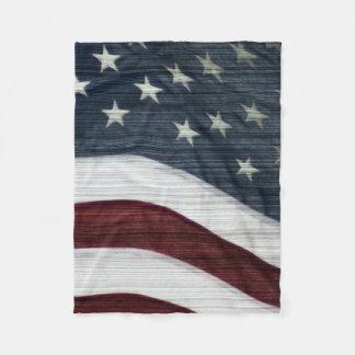 Rustic Americana Blanket