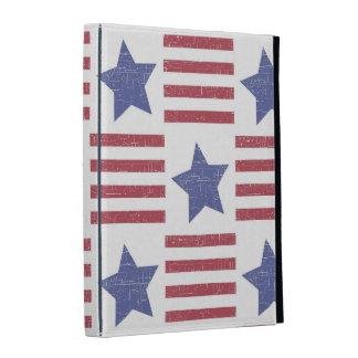 Rustic Americana iPad Folio Cases