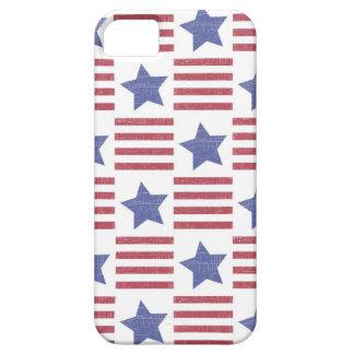 Rustic Americana iPhone 5 Case
