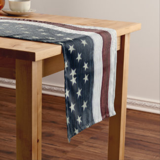 Rustic Americana Table Runner