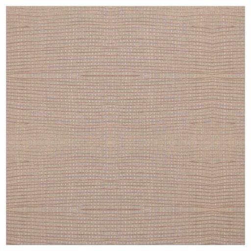 Rustic Artistic Burlap Design Fabric