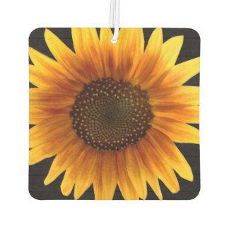 Rustic Autumn Sunflower Air Freshener