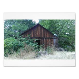 Rustic Barn Art Photo