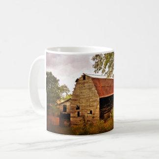 Rustic Barn Mug