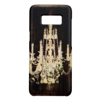 Rustic Barn Wood Paris vintage chandelier Case-Mate Samsung Galaxy S8 Case