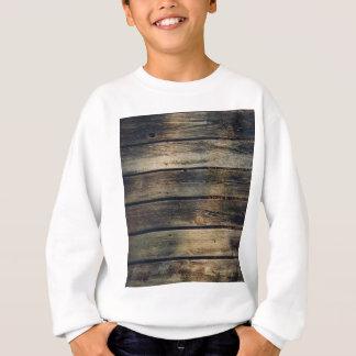 Rustic Barn Wood Sweatshirt