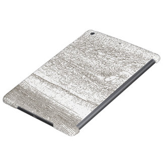 Rustic Barnwood Pattern iPad Air Cases