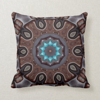 Rustic Beauty. Throw Pillow