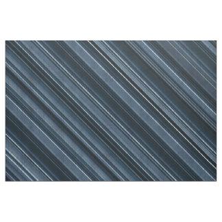 Rustic Blue, Attractive Men's Stripes Pattern Fabric