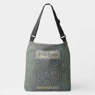 Rustic Book Cover Bags Jane Eyre