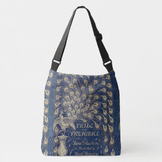 Rustic Book Cover Bags Pride And Prejudice