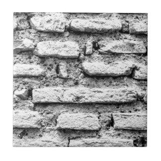 Rustic brickwall ceramic tile