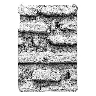 Rustic brickwall iPad mini cases