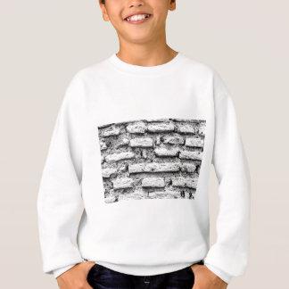Rustic brickwall sweatshirt